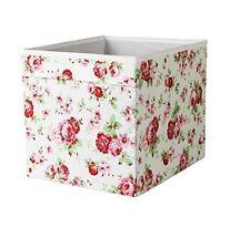 X4 Cath Kidston Rosali Boîte de rangement pour EXPEDIT Unité Ikea Drona-Set de quatre