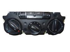 * VW Golf MK5 2004-2009 CLIMA Riscaldatore Interruttore Pannello di controllo 1K0820047DG
