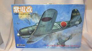 Hasegawa Kawanishi N1K2-J (George) Shidenkai Plane 1/32 Model Kit   PARTS SEALED