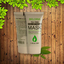 Tea Tree Oil Activated Clear Face Mask Blackhead Remover Peel Off Facial Mask