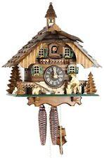 CASA DE LA SELVA NEGRA 30cm- Reloj Cucú ORIGINAL DE LA SELVA NEGRA kuckucku