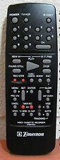 Emerson 0766073010 VCR Remote VCR4002, VCR4003, VCR4003C, COM0950, VT2522DA