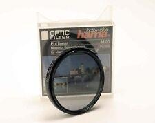 Polarizing polarizzatore 55 mm POL filtro lineare