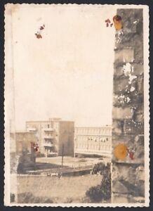 YZ2710 Cagliari 1950 - Scorcio panoramico - Fotografia d'epoca - Vintage photo