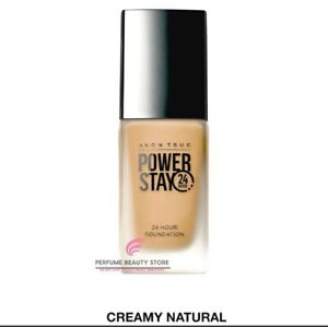 Avon True POWER STAY 24 Hour Longwear Foundation SPF10 - Creamy Natural