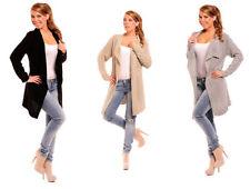 Markenlose Normalgröße Damen-Pullover & -Strickware mit V-Ausschnitt