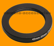 T-mount 42mm to 32mm 42-32 42-32mm Stepping Step Down Ring Adapter for Telescope
