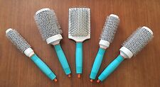 Set Lot of 5 Moroccanoil Ionic Ceramic Thermal Brush - Choose Your Size & Shape
