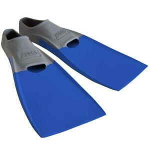 Zoggs Long Blade Swim Fins US 8-9 US - Swimming Pool Training Aid