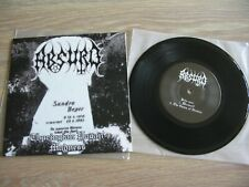 ABSURD Thuringian Pagan Madness EP VINYL Vothana Wolfnacht Goatmoon Moonblood