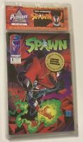 SPAWN # 1 - 5 Limited Edition Factory Sealed Todd McFarlane All 1st Print