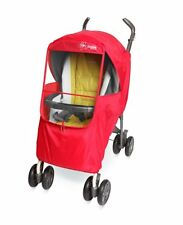 Manito Elegance Plus EPCV-45000 Stroller Weather Shield Red