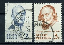 Belgium 1962 SG#1814-5 Gochet & Triest Used Set #A53471