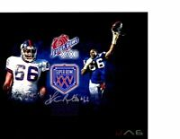 William Roberts autographed signed NFL New York Giants 8x10 photo