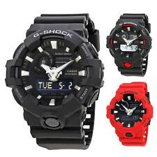 Casio G-Shock Red Resin Men's Watch GA-700 - Choose color