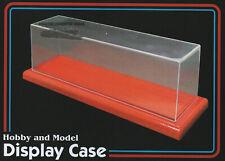 "Rapido 320510 Acrylic Hobby / Model Display Case - 10 x 2.5 x 3"""