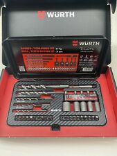 **WURTH LIMITED EDITION SMART STEP DRILL/SCREWDRIVER SET LOVELY SET**
