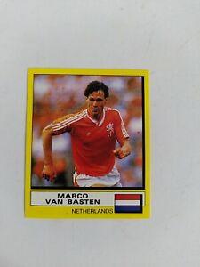 Vintage Panini Football 88 Sticker-Marco Van Basten-#376-Netherlands-1988