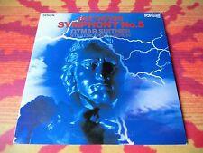 ♫♫♫ Beethoven-Symphony No. 5-Suitner * Denon Digital Vinyle LP ♫♫♫
