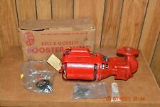 Bampg Bell Amp Gossett 106189 112 Hp Series 100 Nfi Circulator Pump Nib