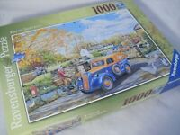 Ravensburger 1000 Piece Jigsaw Puzzle 'Farm Services' Complete Boxed (WH_12050)