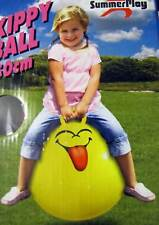 Kinder Hüpfball 50 cm Spielzeug Ball Hopser  Griff Hopsball NEU