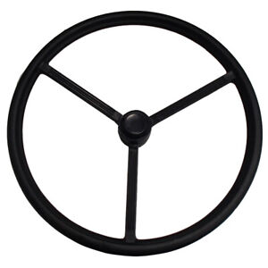 D6NN3600B Tractor Parts Steering Wheel With Cap Fits Ford 2000 3000 4000 4000SU