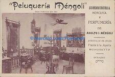 URUGUAY PELUQUERIA MENGOLI SOMBRERIA MERCERIA Y PERFUMERIA