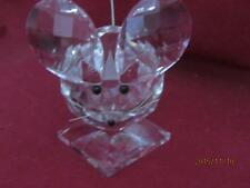 Swarovsky Crystal King Mouse