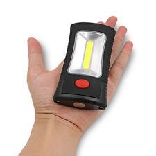 3000LM COB LED Work Light Magnetic Foldable Hanging Lamp Flashlight Non-slip