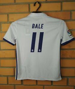 Boys Gareth Bale International Club Soccer Fan Apparel and ...