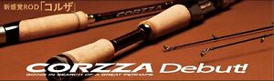 Sale Major Craft Corzza Series Baitcast Rod CZC 692 ML/BF (5769)