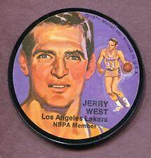 JERRY WEST ~ 1971 Mattel Basketball Mini-Records #BK10 ~ Grade: NM