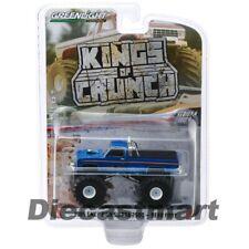 Greenlight 1:64 1985 GMC High Sierra 2500 Bear Foot Monster Truck 49060C Diecast