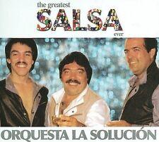 salsa FRANKIE RUIZ La rueda LA SOLUCION una canita al aire LADRON DE TU AMOR 2CD