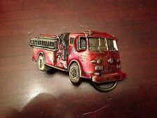 The Great American Buckle Co Fire Truck Engine