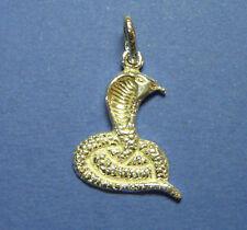 Serpiente COBRA colgante de plata 925 sterling silver
