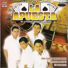 La Apuesta CD