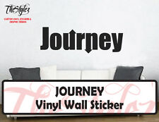 JOURNEY Rock Band Custom Vinyl Wall Sticker