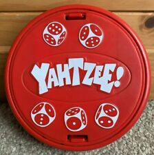 Hasbro Travel Edition Yahtzee Board Game - Complete With Instructions