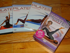 JULIANA AFRAM - THE COMPLETE PILATES WORKOUT / 3-DVD-BOX-SET 2006