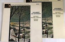 ASD/ASDS 551 552 Schubert Winterreise Dietrich Fischer -Dieskau 2 Lp HMV