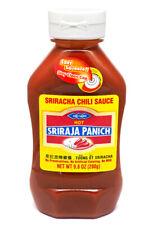 Sriraja Panich Sriracha Thai Chili Sauce 9.8Oz Spicy Herb seasoning of Thailand