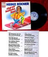 LP Heinz Eckner singt am laufenden Band (Aladin 1C 066-45 955) D 1980