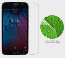 Plastic Screen Protector For Motorola Moto G5S Plus - Clear