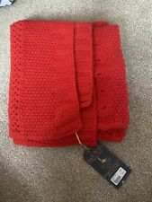 Jack Wills Large Red Scarf