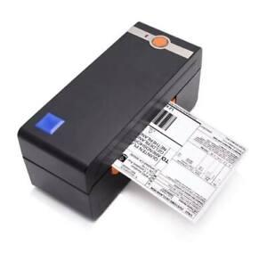 Beeprt 108mm Thermal Sticker Address Label Printer Including shipping labels