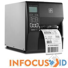 Refurbished Zebra ZT230 Label Printer With Software, Support & Ethernet
