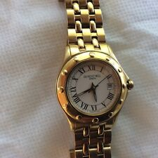 Raymond WEIL Women's Gold Watch