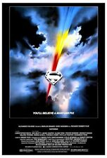 """SUPERMAN"" Movie Poster [Licensed-NEW-USA] 27x40"" Theater Size (1978) Reeve"